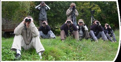 Observation jumelles longue vue 3