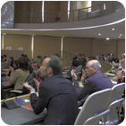 L'assemblée en plénière