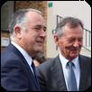 Didier Guillaume, ministre de l'agriculture et Fra